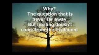 MercyMe - The Hurt & The Healer (2012) With Lyrics