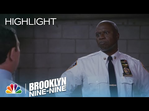 Boyle Scratches Holt's Raspberry Sherbet Car   Season 3 Ep. 7   BROOKLYN NINE-NINE