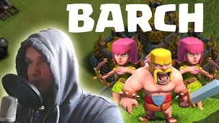 [facecam] BARCH - WIN oder FAIL? :D || CLASH OF CLANS || Let's Play COC [Deutsch/German HD]