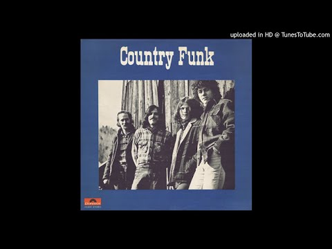 Country Funk -Phoebe (Mourning Pink) 1970