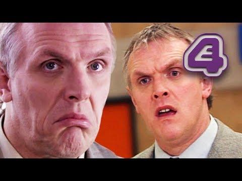 BEST OF THE INBETWEENERS   Mr. Gilbert's Funniest Moments   Series 2