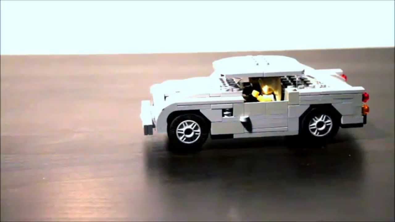 lego aston martin db5 showcase - youtube