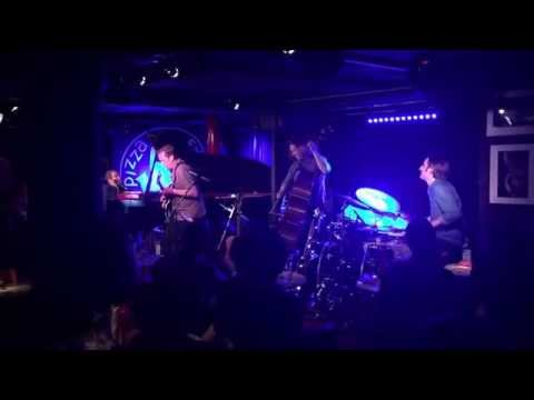 Phil Robson guitar solo with Oli Rockberger - Pizza Express Jazz Club 6/7/15