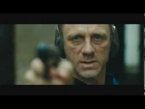 James Bond 007 Skyfall by Adele Official Video