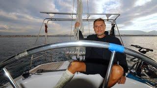 Roberto Soldatini - Istanbul_Roma in barca a vela con una sola gamba