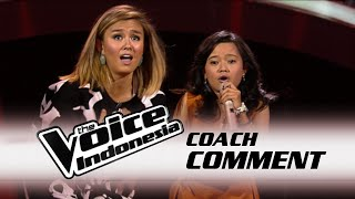 Dewi Nyanyi Coke Bottle Bareng AGNEZ MO | The Blind Audition Eps 1 | The Voice Indonesia 2016