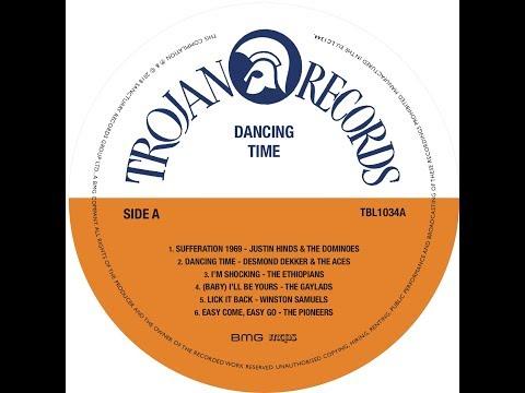 Trojan 50 Box Set   Dancing Time LP Sampler
