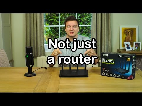 Asus RT-AC87U AC2400 Router In Depth Review