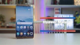 Huawei Mate 10 Review - Huawei's $700 Beast of 2017