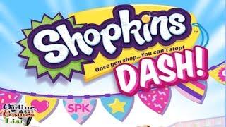 Shopkins Dash!