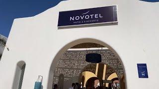 Глазами ТУРАГЕНТА Novotel Beach sharm el sheikh 5 Novotel Palm 5 Египет зимой в январе