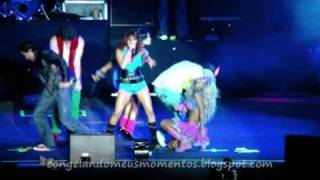 Abertura + Fui la Niña - RBD - HSBC Arena 09/05