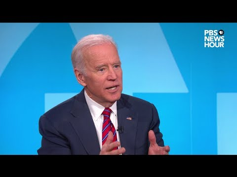'I believed Anita Hill,' Joe Biden says of his role in the 1991 Clarence Thomas hearings, From YouTubeVideos