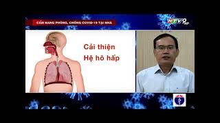 Những bài tập đơn giản giúp phổi khỏe ➤ [Cẩm nang phòng, chống COVID-19 tại nhà]