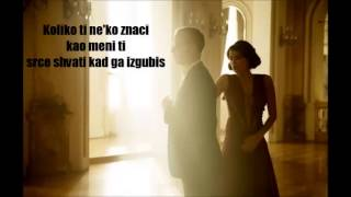 Sasa Matic ft  Severina More tuge tekst 2014