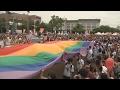 대만, 아시아서 첫 동성결혼 허용…