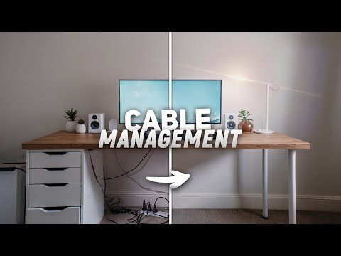 The Ultimate Cable Management Guide!