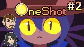 OneShot Part 2 - Fresh Jokes