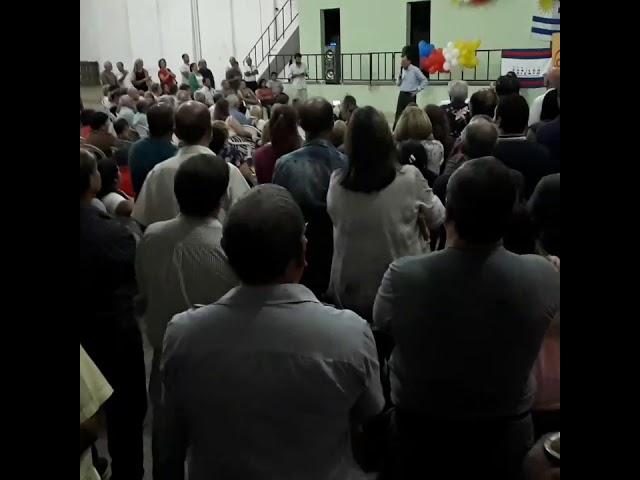 Despiden a Manini Rios en Rivera, luego de su primer acto