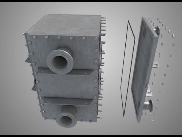 Уплотнения теплообменника Анвитэк AMX 100 Артём