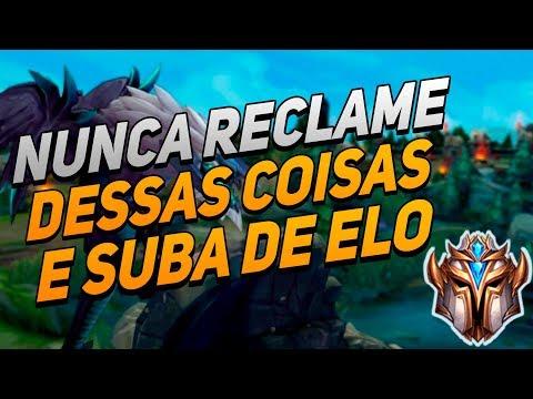 TODO JOGADOR DE LOL RECLAMA DESSAS COISAS - League of Legends thumbnail