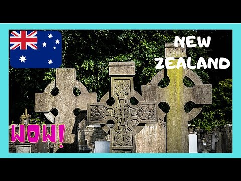 CAIRNS (AUSTRALIA), the first and historic PIONEER CEMETERY (QUEENSLAND)
