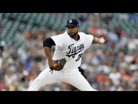 Francisco Liriano 2018 Detroit Tigers highlights