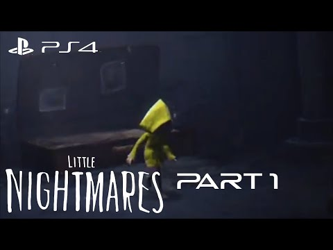 Little Nightmares Walkthrough Gameplay Part 1 - The Prison