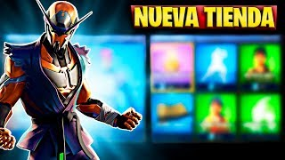 FORTNITE'S NEW STORE TODAY JULY 22 NEW BANANERA TELA AND SKIN BOMBAR