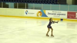 Елена Радионова, ПП, 4 этап КР 2012, Казань