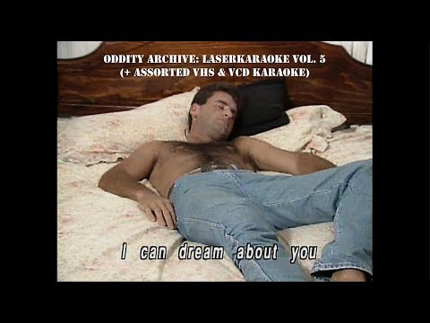 Oddity Archive: Episode 131 – LaserKaraoke Vol. 5 (+ assorted VHS & VCD Karaoke)