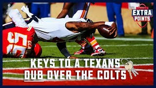 Controlling the Colts || Texans Extra Points