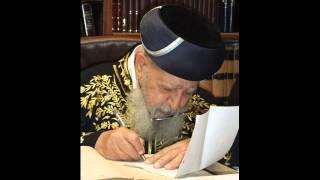 הרב עובדיה יוסף: ''המליץ על יהדות יוצאי אתיופיה מטיל מום בקדשים''
