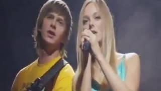 "Кинофильм ""Счастливого пути"". Анна Назарова и Роман Курцын ."