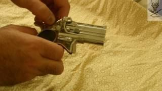 Карманный пистолет. Дерринджер, ч.2 . Распаковка и обзор