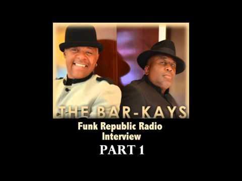 Bar-Kays - Funk Republic Radio Interview (Part 1)