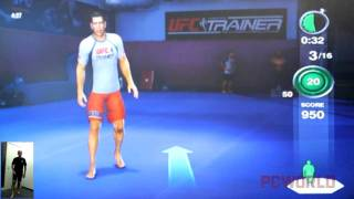 Review:  UFC Personal Trainer para Kinect (Xbox 360)