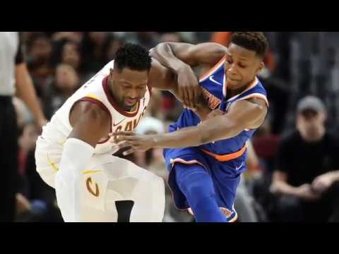 Is rookie Frank Ntilikina ready to start for the New York Knicks?