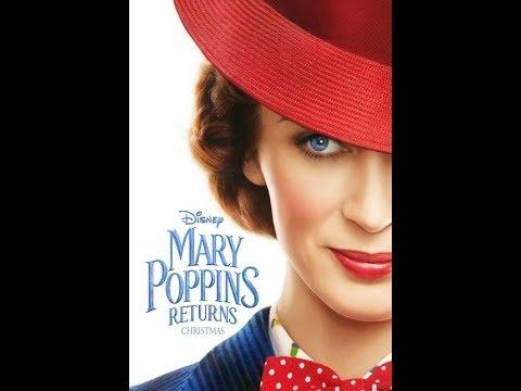 Η ΜΑΙΡΗ ΠΟΠΙΝΣ ΕΠΙΣΤΡΕΦΕΙ (MARY POPPINS RETURNS) - TEASER TRAILER (ΜΕΤΑΓΛ.)