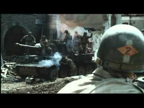 Favorite scene in Saving Private Ryan