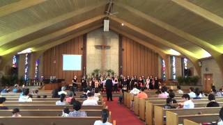 Gospel Concert - Part 3 - Song : He Has Done Marvelous Things