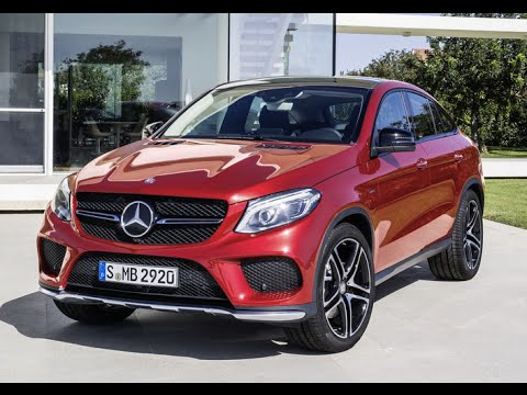 Suv 2017 Mercedes Benz Gle Amg Coupé
