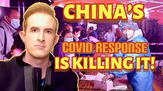 China's COVID Response is KILLING IT. Here's Why...
