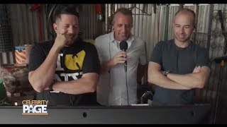 EXCLUSIVE: The Impractical Jokers Tell Us Which Joker Is In For Any Prank | Celebrity Page