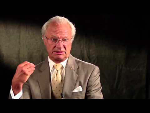 Carl XVI Gustaf, King of Sweden - Anyone can Be a Leader