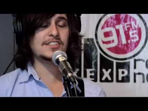 The Temper Trap - Fader (Live on KEXP)