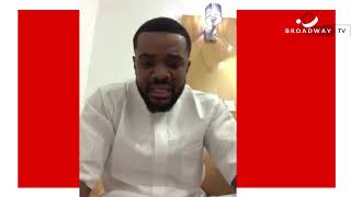 Williams Uchemba Denies Defrauding Nigerians By Acting As  A United Nations Ambassador