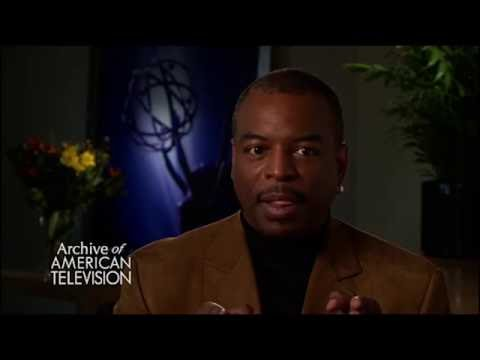 "LeVar Burton discusses Kunta Kinte on ""Roots"" - EMMYTVLEGENDS.ORG"