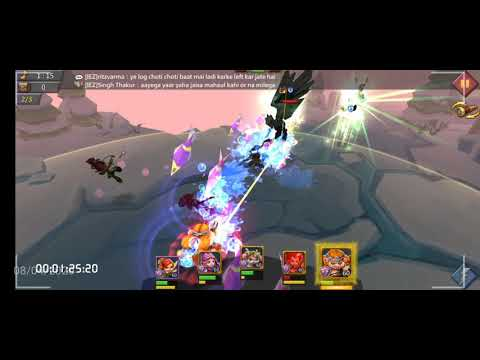 Lords Mobile! Elite Stage 8-9 F2P Team