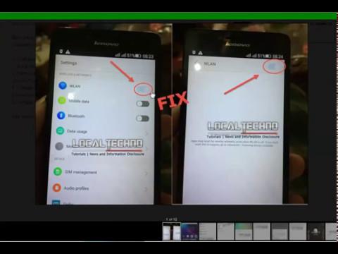 Fix Wifi and Hotspot Error Lenovo A6000 Guaranteed Work 100%